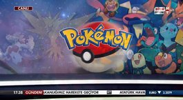 Pokemon GO Habertürk TV'de