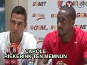 Lionel Carole: 'Devam kararı doğru'