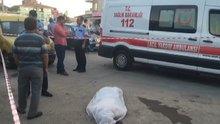 Başkentte kamyonetin çarptığı yaya öldü