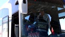 Otobüste hostese silahlı saldırı