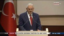 Başbakan Yıldırım Suriyelilere vatandaşlık konusunda açıklamalarda bulundu
