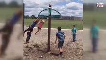 Parklar her zaman eğlenceli değildir