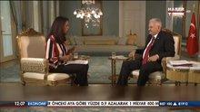 Başbakan Binali Yıldırım BBC'ye konuştu