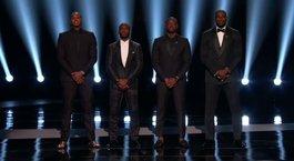 NBA yıldızlarından şiddete 'dur' mesajı