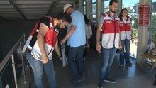 İstanbul'da metro girişlerinde güvenlik önlemi