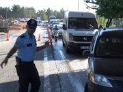Antalya Havalimanı'nda 'güvenlik kuyruğu' sürüyor