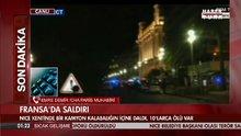 Fransa'da terör saldırısı!