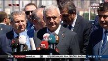 Başbakan Yıldırım'dan, Nice'teki terör saldırısı açıklaması