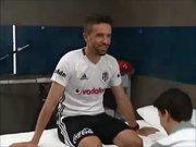 Beşiktaş'tan Fenerbahçe'ye Gökhan Gönül'lü gönderme