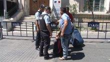 İstiklal caddesindeki bavullar aranıyor