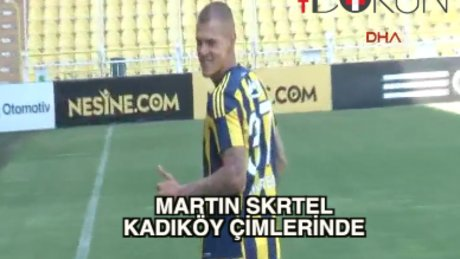 Martin Skrtel Fenerbahçe'de