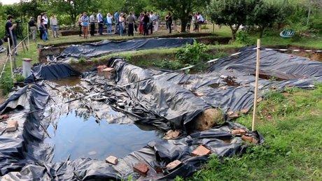 Macaristan'da Kanuni Türbesi ve Derviş Tekkesi bulundu