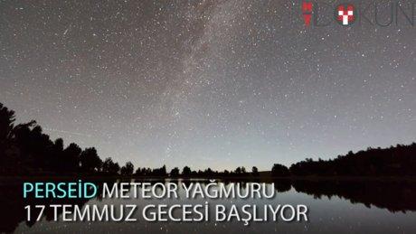 Meteor şenliği başlıyor