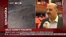 AK Partili vekil Ali Ercoşkun: Abdestlerimizi aldık ve bekledik