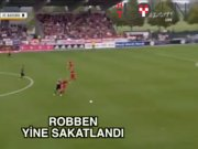 Sakatlık bir Robben klasiği
