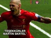 Liverpool'dan Skrtel'e teşekkür