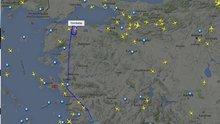 Erdoğan'ı taşıyan uçakla kule arasındaki konuşmalar ortaya çıktı!