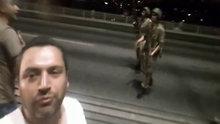 Boğaz Köprüsü'nde vurulan tekstilci şikayetçi oldu