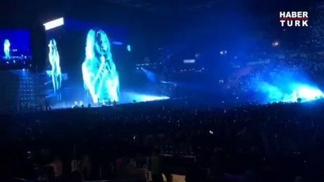 Beyonce Türkiye'yi unutmadı!