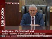 Başbakan Binali Yıldırım basın toplantısı
