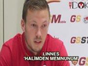 Martin Linnes ve Bruma iddialı konuştu