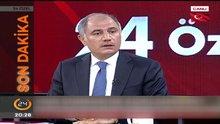 """Efkan Ala, """"Başbakan Yıldırım'ın aracını kurşunladılar"""""""