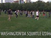 Washington'da pokemon çılgınlığı