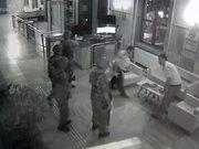 TRT'nin Harbiye binasının işgali güvenlik kamerasında