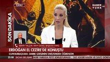 """Semih Yalçın:""""Devlet Bahçeli'nin Cumhurbaşkanı ile bir görüşmesi olmadı"""""""