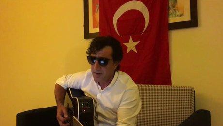 Erhan Güleryüz Erol Olçak ve oğlu için şarkı yazdı