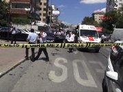 Kadıköy'de silahlı saldırı