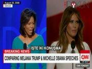 Michelle Obama ve Melanie Trump arasındaki 5 farkı bulunuz!