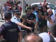 Yunanistan'a kaçan darbeci 8 asker adliyede
