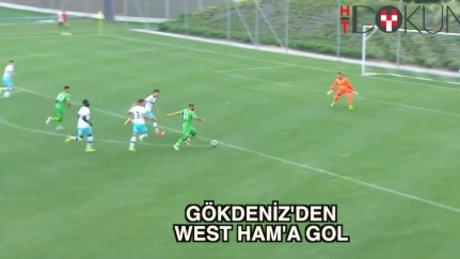 Gökdeniz'den Töre'li West Ham'a gol
