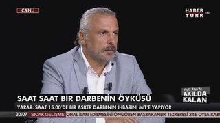 METE YARAR HABERTÜRK TV'DE O GECE YAŞANANLARI ANLATTI - 4.BÖLÜM