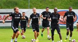 Beşiktaş, Avusturya kampından memnun