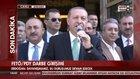 Cumhurbaşkanı Erdoğan'dan çağrı: Safları sık tutun!