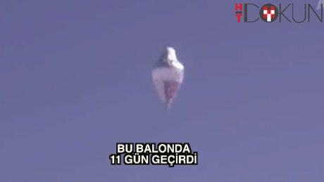 Baloncudan 11 günde dünya rekoru
