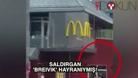 Münih saldırganı Breivik hayranı çıktı