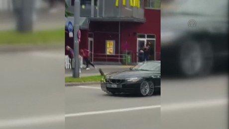 Münih'te silahlı saldırı