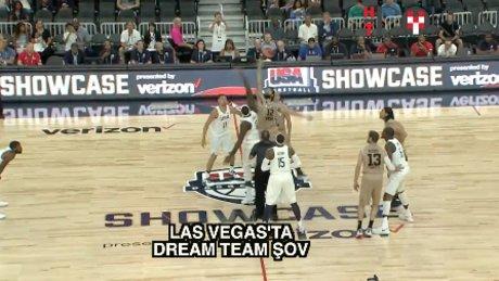 Las Vegas'ta 'Rüya Takım' rüzgarı