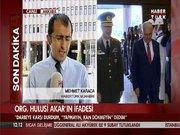Genelkurmay Başkanı Hulusi Akar'ın ifadesi