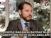 Bakan Albayrak Habertürk TV'ye konuştu