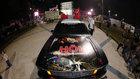 Polis Halk Özel Harekat (HÖH) aracını trafikten yasakladı