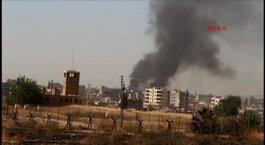 Suriye'nin Kamlışlı kentinde patlama