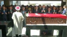 Prof. Dr. Halil İnalcık'ın cenaze namazı kılındı