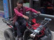 İnsanlık dersi veren Mesut İrvül hediyesi ile öldü