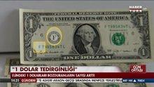 1 Dolar tedirginliği