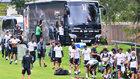 Beşiktaş taktik ağırlıklı çalıştı