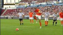 Nowitzki'den Zaza penaltı taklidi